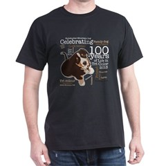 Entlebucher Mountain Dog 100 Year Jubilee T-Shirt