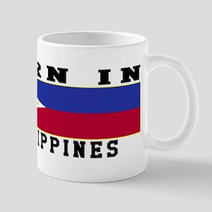 Born In Philippines Mug