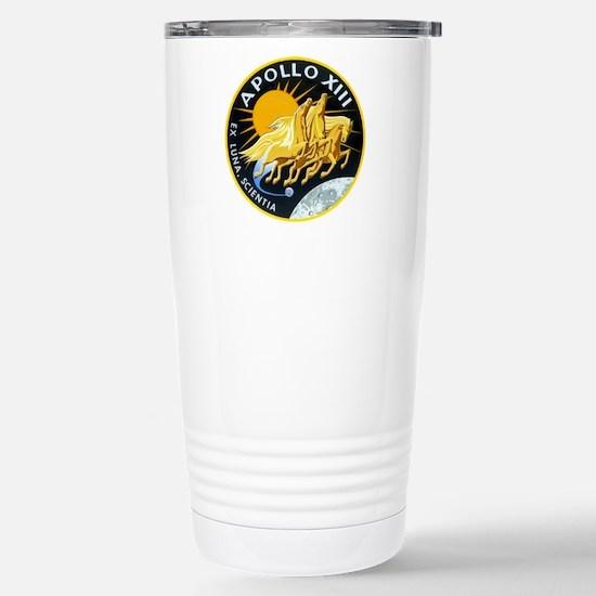 Apollo 13 Stainless Steel Travel Mug