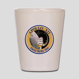 Apollo 12 Shot Glass
