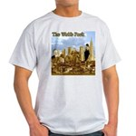 Nero Wolfe Ash Grey T-Shirt