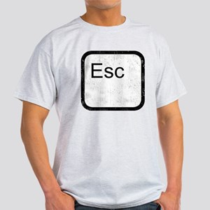 Esc Key Light T-Shirt