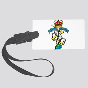 REME badge Luggage Tag