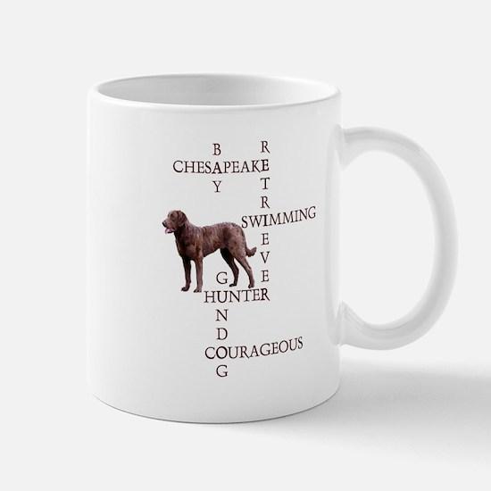 CHESSIE CROSSWORD Mug