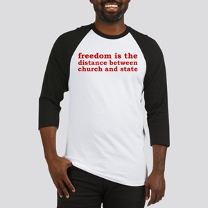 Separation of Church and State Baseball Jersey