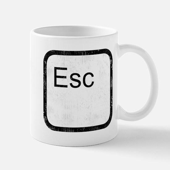 Esc Key Mug