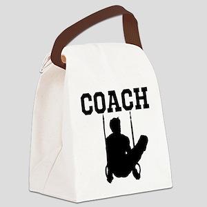 GYMNAST COACH Canvas Lunch Bag