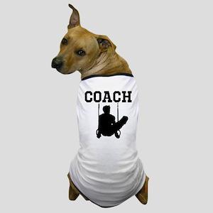 GYMNAST COACH Dog T-Shirt