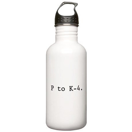 Twin Peaks P to K-4. Water Bottle