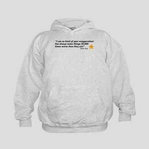 Frasier Crane Exaggeration Quote Hoodie