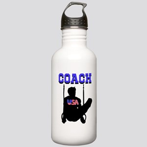 #1 GYMNAST COACH Stainless Water Bottle 1.0L