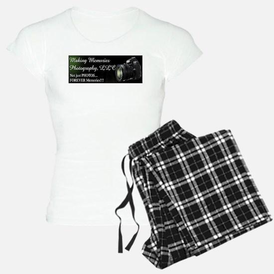 Making Memories Photography LLC Logo Pajamas