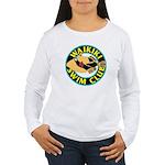 Waikiki Swim Club Logo Long Sleeve T-Shirt