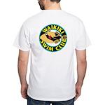 Waikiki Swim Club White T-Shirt