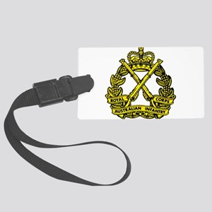 RA Inf badge Luggage Tag