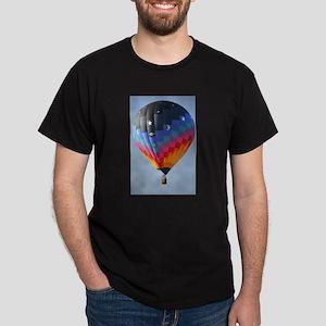 Hot Air Balloon Dark T-Shirt
