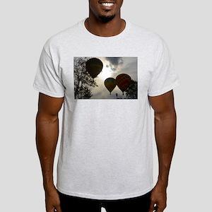 Hot Air Balloon Light T-Shirt