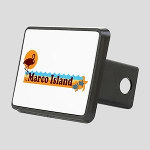 Marco Island - Beach Design. Rectangular Hitch Cov