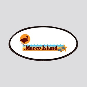 Marco Island - Beach Design. Patches