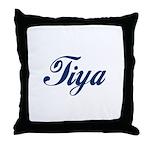 Tiya Throw Pillow