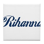 Rihanna Tile Coaster