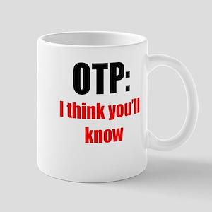 Calzona OTP Small Mug