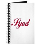 Syed Journal