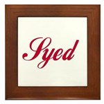 Syed Framed Tile