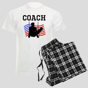 TOP GYMNAST COACH Men's Light Pajamas