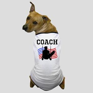 TOP GYMNAST COACH Dog T-Shirt