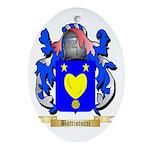 Battistucci Ornament (Oval)