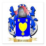 Battistotti Square Car Magnet 3