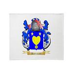 Battistotti Throw Blanket