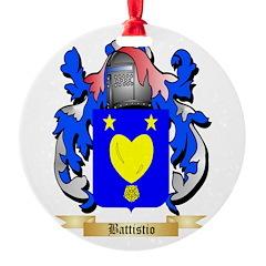 Battistio Ornament