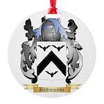 Battiscombe Round Ornament