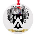 Battinson Round Ornament