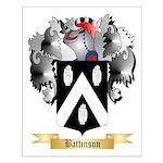 Battinson Small Poster