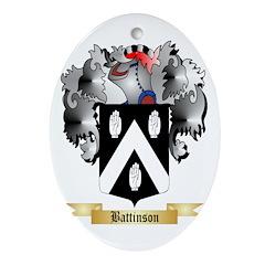 Battinson Ornament (Oval)