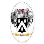 Battin Sticker (Oval 50 pk)