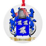Batthew Round Ornament