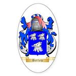 Batthew Sticker (Oval 10 pk)