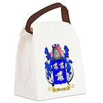Batthew Canvas Lunch Bag