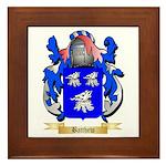 Batthew Framed Tile