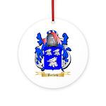 Batthew Ornament (Round)