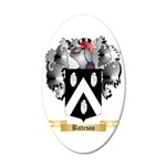 Batteson 35x21 Oval Wall Decal