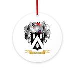 Batteson Ornament (Round)
