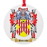 Battersby Round Ornament