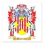 Battersby Square Car Magnet 3