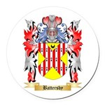 Battersby Round Car Magnet