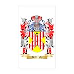 Battersby Sticker (Rectangle 50 pk)